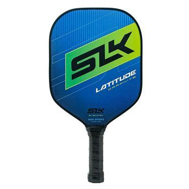 Selkirk SLK Graphite Latitude Pickleball Paddle - Blue/Lime