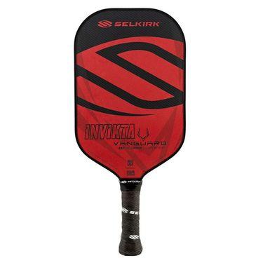 Selkirk Vanguard Hybrid Invikta Lightweight Pickleball Paddle - Crimson/Black