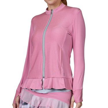 Sofibella Euphoria Full Zip Jacket Womens Macrame 1476 MCE