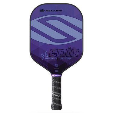 Selkirk Amped Epic Lightweight Pickleball Paddle - Purple