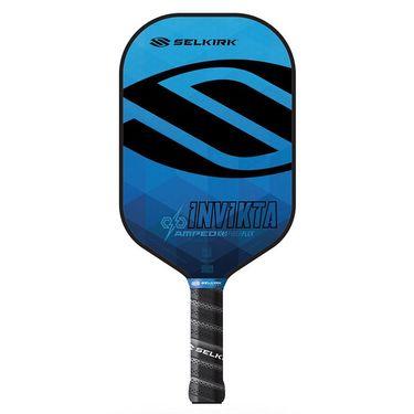 Selkirk Amped Invikta Midweight Pickleball Paddle - Blue