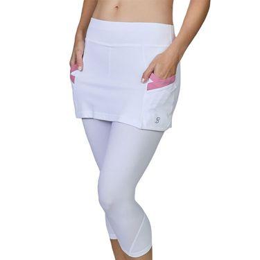 Sofibella Center Line Abaza Legging Womens Weave/Macrame 1777 WWE