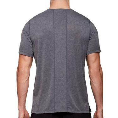 Asics Dorai Shirt Mens Dark Grey Heather 2011A137 020