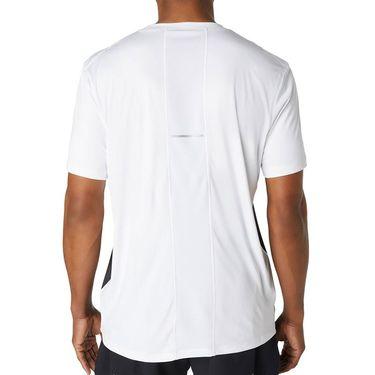 Asics Kasane Shirt Mens Brilliant White/Performance Black 2011C014 101