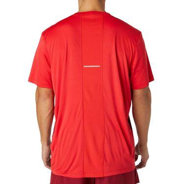 Asics Kasane Shirt Mens Electric Red/Burgundy 2011C014 601