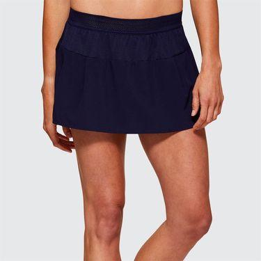 Asics Elite Tennis Skirt Womens Peacoat 2042A095 401