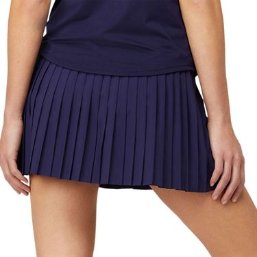 Asics Match Pleat Skirt Womens Peacoat 2042A151 400