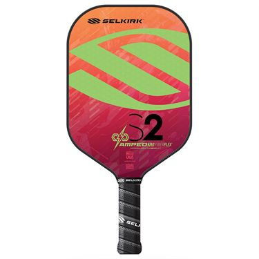 Selkirk Amped S2 Lightweight Pickleball Paddle - Electrify Blue