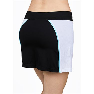 Sofibella Dresscode 14 inch Skirt Womens Black/Croc 2048 BLK