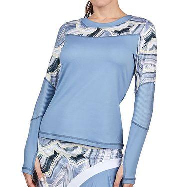 Sofibella Blue Moon Long Sleeve Top Plus Size Womens Patagonia 2064 PTGP