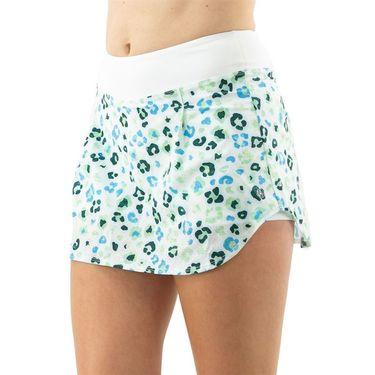 Lija Go With The Flow Tashi Skirt Womens Leopard/White 20S 4577T4