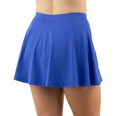 Lija She Who Dares Flounce Skirt Womens Atoll Blue 21A 4606T2