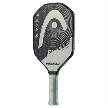 Head Extreme Tour Max Pickleball Paddle - Silver
