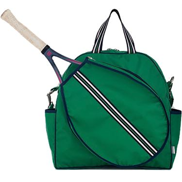 Cinda B Tennis Tote - Green Lazor