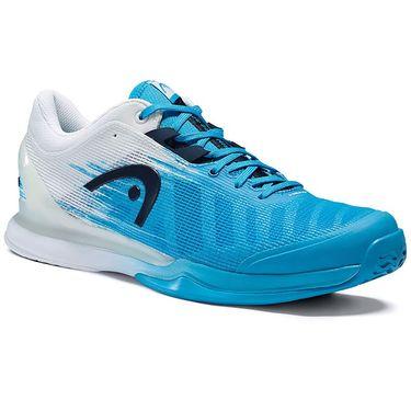 Head Sprint Pro 3.0 Mens Tennis Shoe Blue/White 273041