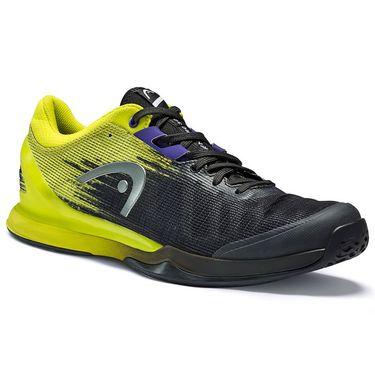 Head Sprint Pro 3.0 LE Mens Tennis Shoe Purple/Yellow 273061