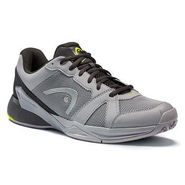 Head Revolt Evo Mens Tennis Shoe Grey/Black 273501
