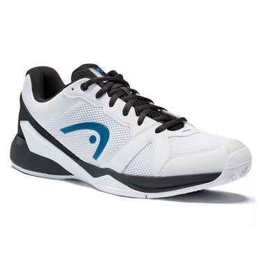 Head Revolt Evo Mens Tennis Shoe White/Black 273531