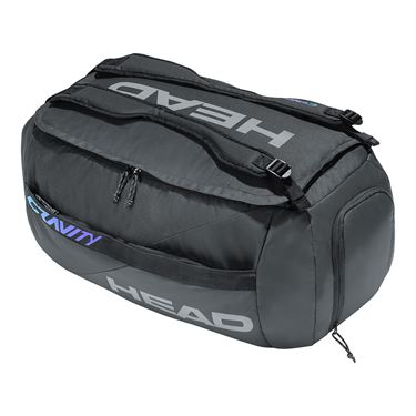 Head Gravity Sport Bag Black Purple