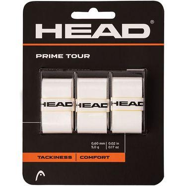 Head Prime Tour Overgrip - White