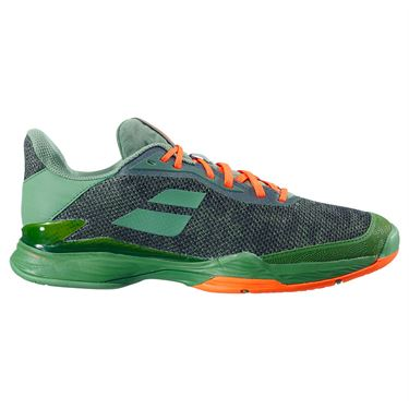 Babolat Jet Tere All Court Mens Tennis Shoe Foliage Green 30F20649 8002