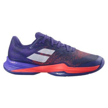Babolat Jet Mach 3 All Court Mens Tennis Shoe Blue Ribbon 30F21629 4093