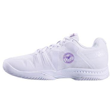 Babolat SFX3 All Court Wimbledon Mens Tennis Shoe White/Purple 30S20550 1046