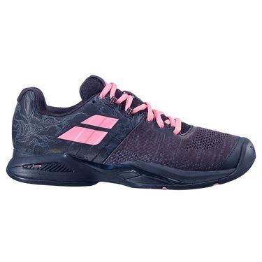 Babolat Propulse Blast All Court Womens Tennis Shoe Black/Geranium 31F20447 2014