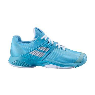Babolat Propulse Fury All Court Womens Tennis Shoe Porcelain Blue 31S20477 4063