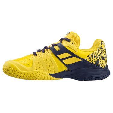 Babolat Propulse All Court Junior Tennis Shoe Lemon Chrome 32F20478 7010