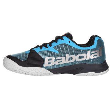 Babolat Jet All Court Junior Tennis Shoe - Dark Blue/Black