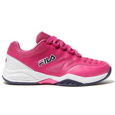 Fila Axilus Junior Tennis Shoe Pink 3TM00597 956