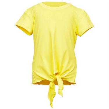 Sofibella UV Colors Girls Front Tie Top Sunshine 4047 SUN
