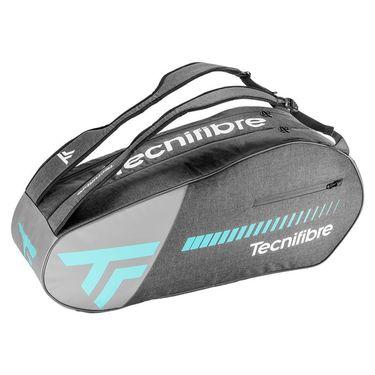 Tecnifibre Tempo 6 Pack Tennis Bag - Grey
