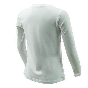 Sofibella UV Colors Girls Long Sleeve Top - White