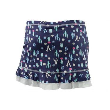 Sofibella UV Colors Girls Ruffle Skirt - Cactus