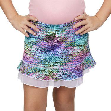 Sofibella UV Colors Girls Ruffle Skirt Mermaid 4614 MER