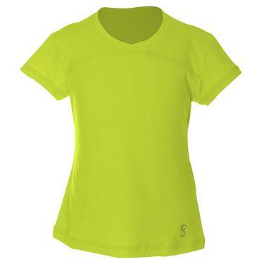 Sofibella UV Short Sleeve Top Girls Teddy 4855 TDY