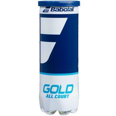 Babolat Gold All Court Tennis Ball (Case)
