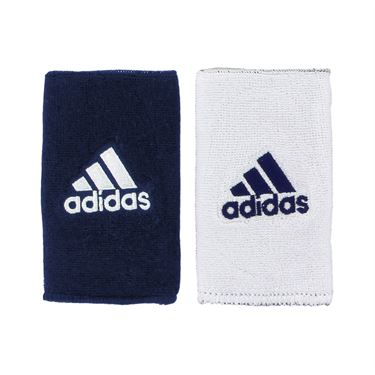 adidas Interval Double Wide Reversible Wristband 5133929