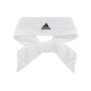 Adidas Tennis Tie Band- White