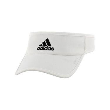 adidas Mens SuperLite Visor - White/Black