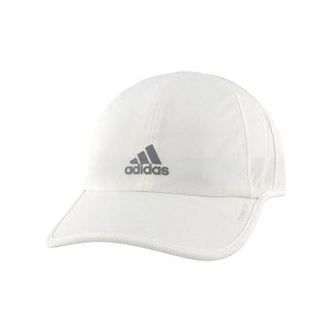 adidas Womens SuperLite Hat - White/Light Onix