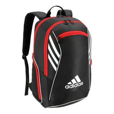 adidas Tour Tennis Backpack - Black/White/Silver