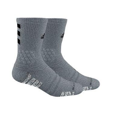 adidas Creator 365 Crew Sock - Onix Grey/Black