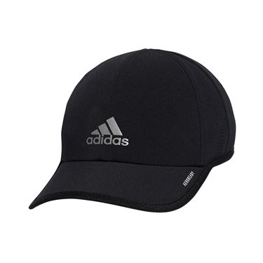 adidas Superlite 2 Mens Hat - Black/Silver