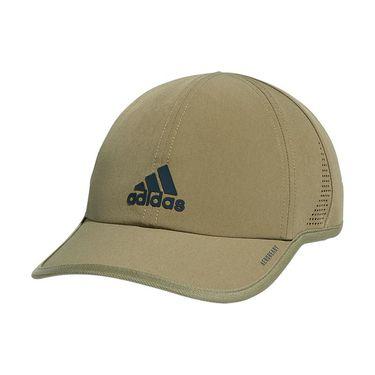 adidas Superlite 2 Mens Hat - Orbit Green/Dark Onix Grey
