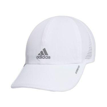 adidas Superlite 2 Womens Hat - White/Silver