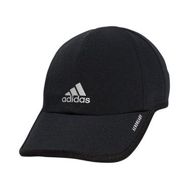 adidas Superlite 2 Womens Hat - Black/Silver