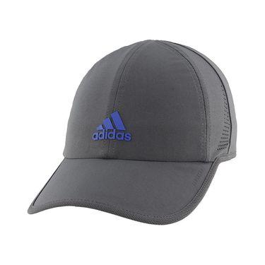 adidas Kids Superlite 2 Hat Grey Six/Bold Blue
